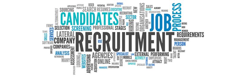Job Recrutiment Word Cloud