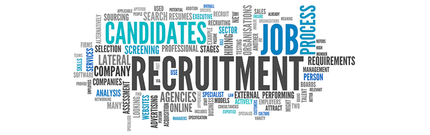 Job Recrutiment Word Cloud