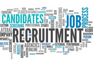 Job Recruitment Word Cloud